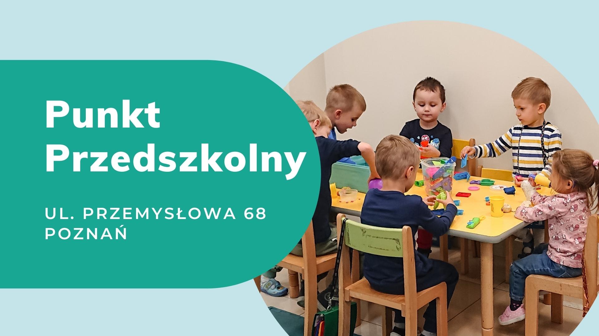 Przedszkole dla dzieci z autyzmem - Poznań